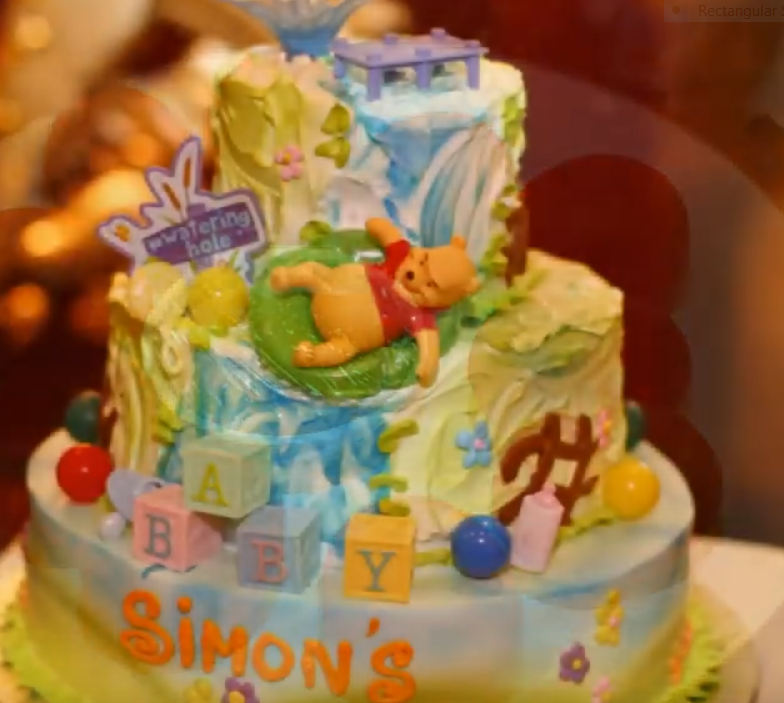 Simon Baby Shower Banquet on May 30 2009 picture video